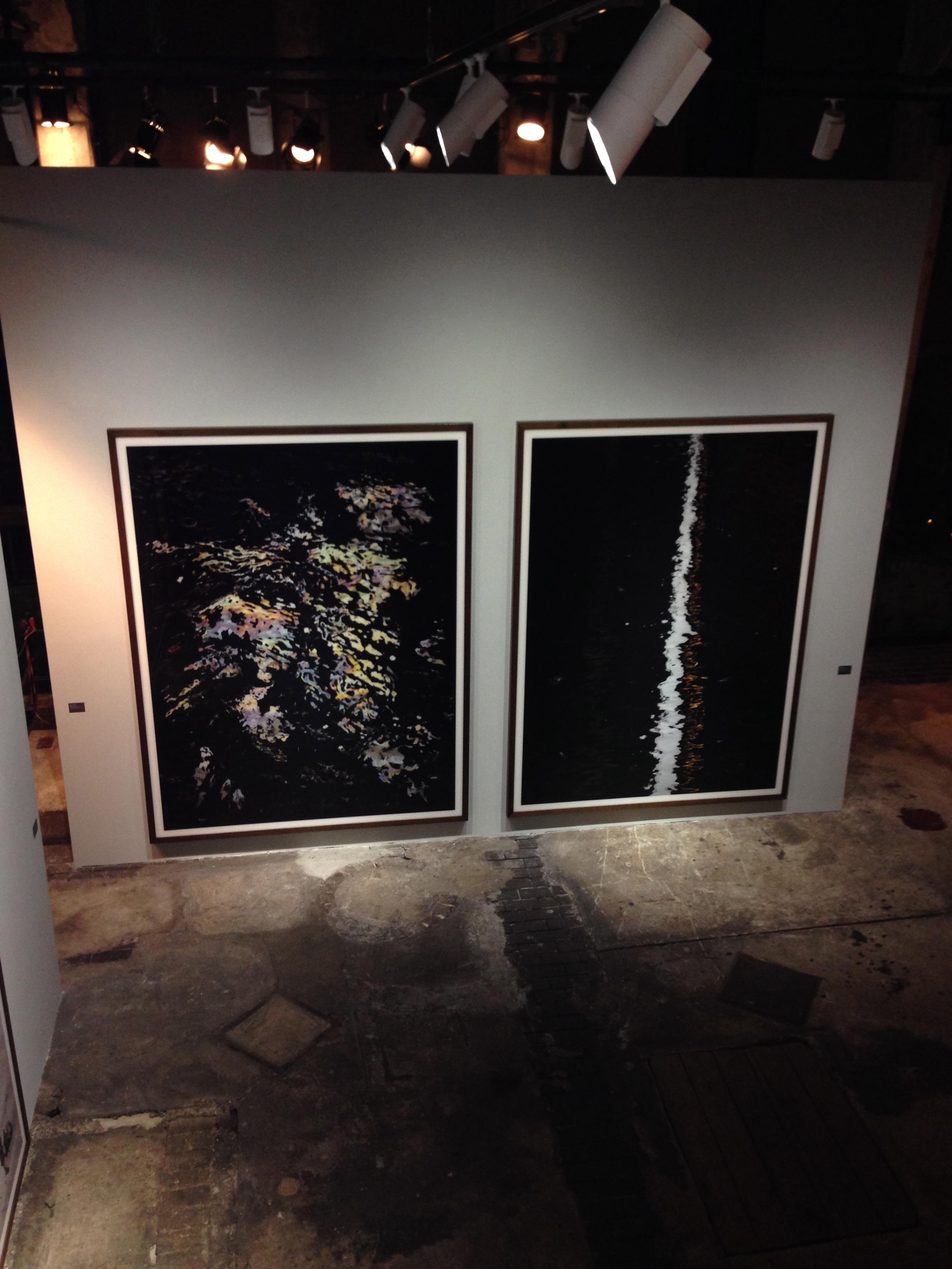 Tische mit Aussicht: Vom Teller schweift der Blick über die Kunst
