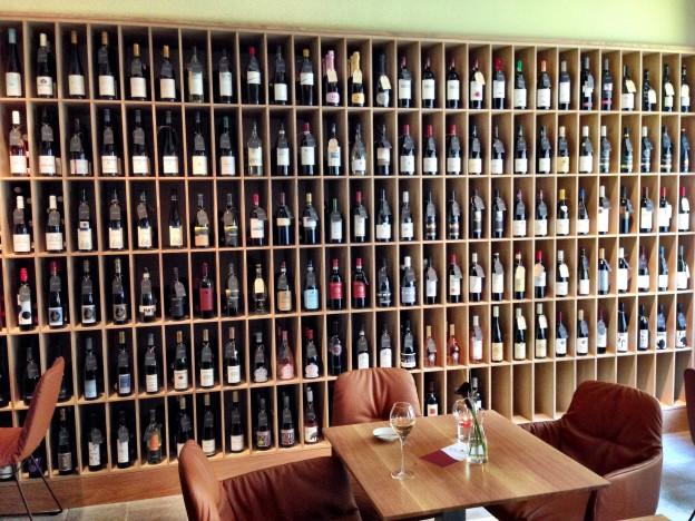 Weinlokal in Berlin Mitte